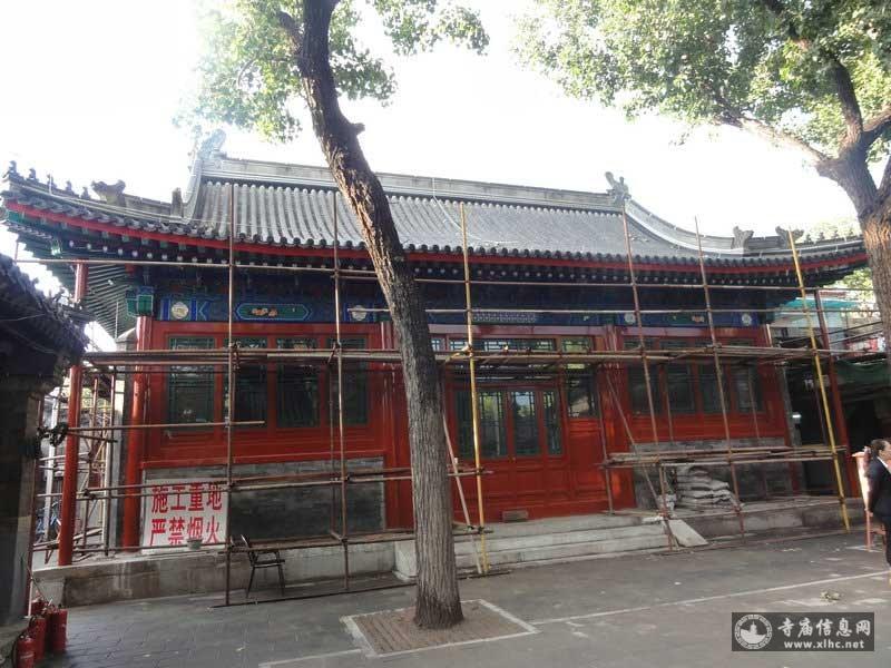 北京西城区寿明寺-寺庙信息网