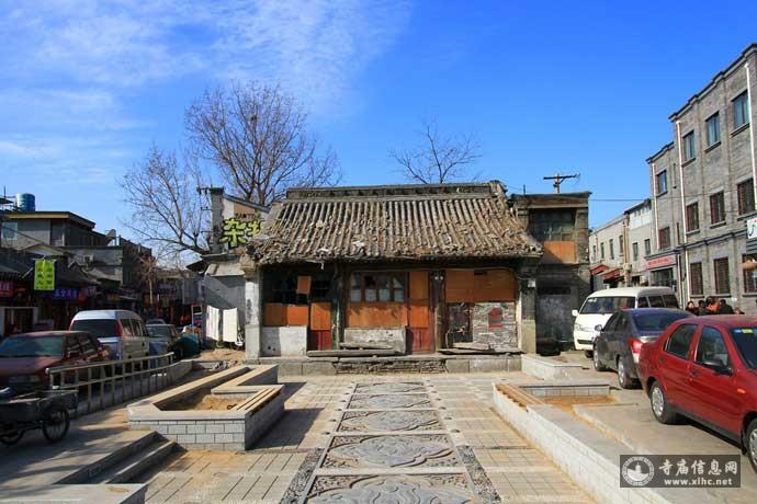 北京西城区护国观音寺-护程网络科技