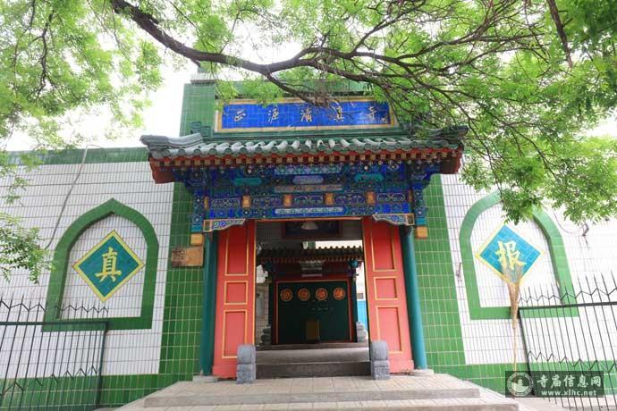 北京西城区正源清真寺-寺庙信息网