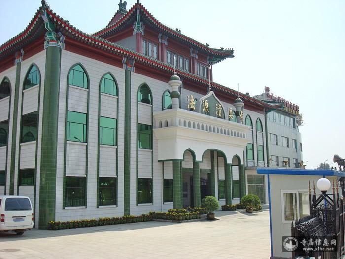 北京西城区法源清真寺-护程网络科技