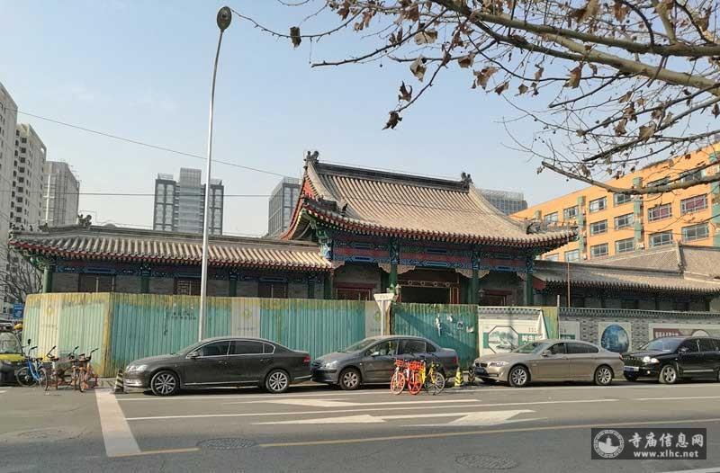 北京西城区清真普寿寺-护程网络科技