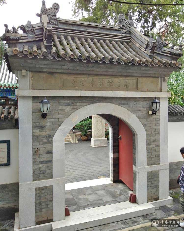 北京西城区清真永寿寺-寺庙信息网