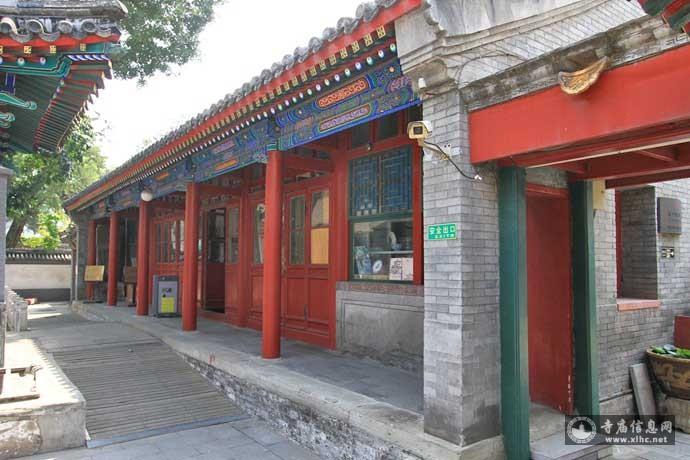 北京西城区牛街清真寺(牛街礼拜寺)-寺庙信息网