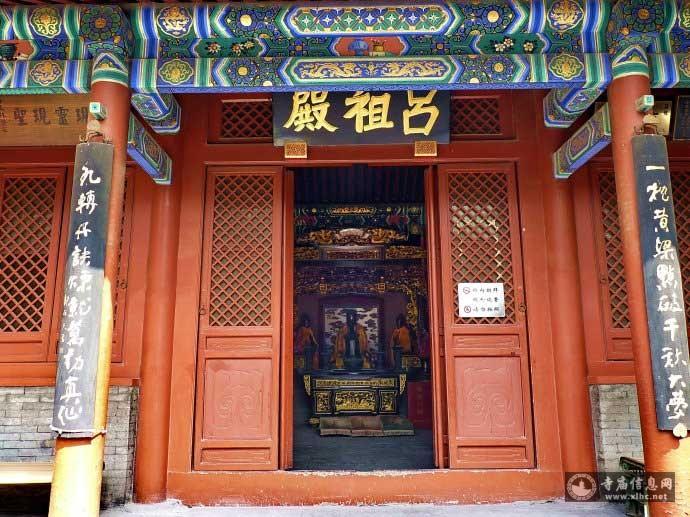 北京西城区白云观-寺庙信息网