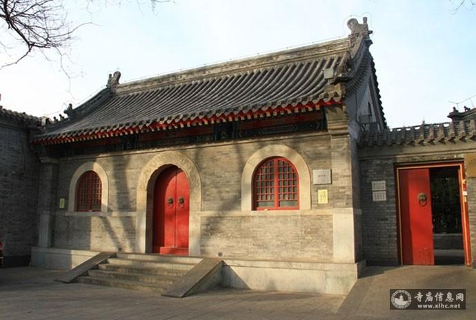 北京西城区静默寺-寺庙信息网