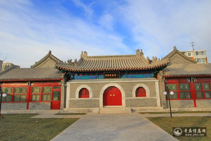 北京通州北关清真寺-护程网络科技