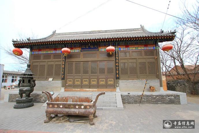 北京通州召里观音寺观-寺庙信息网