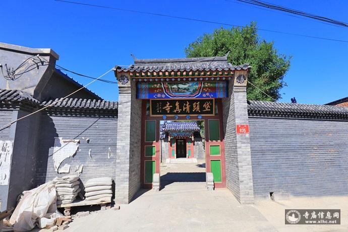北京通州垡头村清真寺-寺庙信息网