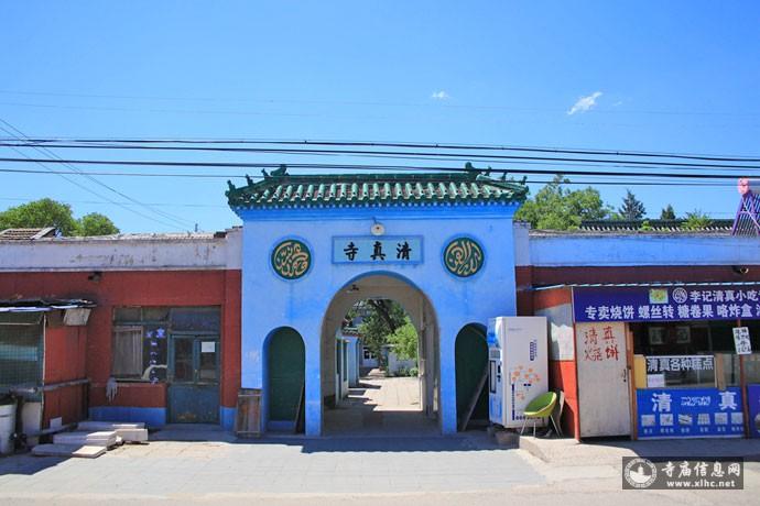 北京通州张家湾清真寺-寺庙信息网