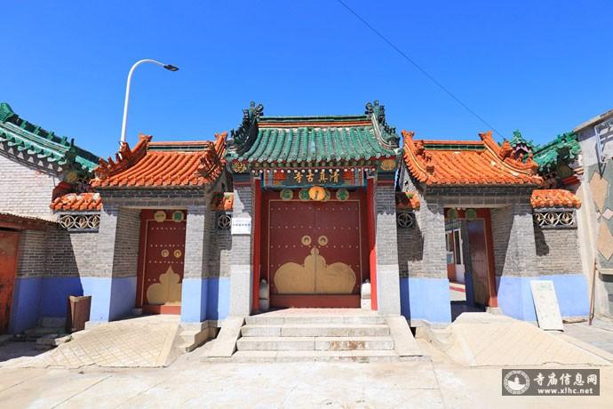 北京通州枣林庄清真寺-寺庙信息网