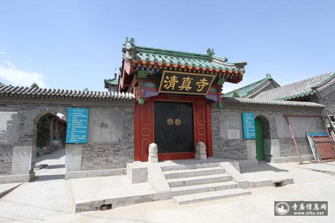 北京通州马驹桥清真寺-护程网络科技