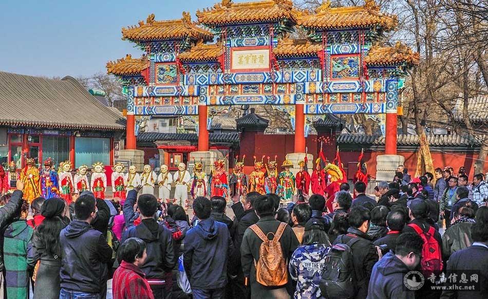 北京雍和宫-北京最大的黄庙-寺庙信息网