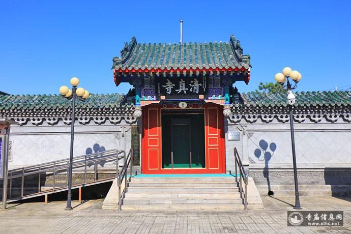 北京顺义区高丽营清真寺-寺庙信息网
