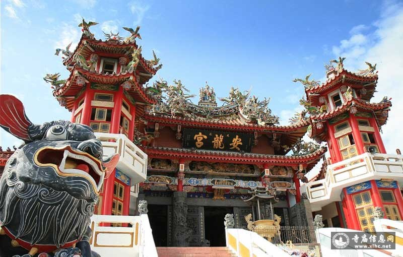 台湾云林县口湖乡安龙宫-寺庙信息网