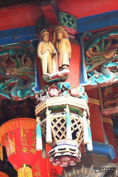 台湾云林县土库顺天宫-台湾唯一奉祀日本观音神像的妈祖庙-寺庙信息网