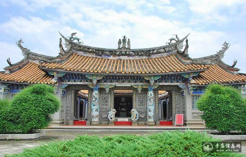 台湾云林县西螺镇崇远堂(张廖宗祠)-寺庙信息网