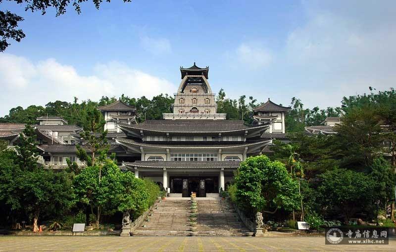台湾南投县名间乡白毫禅寺-寺庙信息网