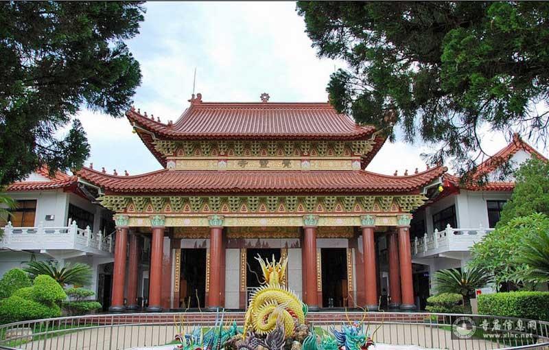 台湾南投县埔里镇觉灵寺-寺庙信息网