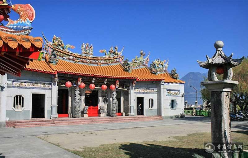 台湾南投县埔里镇醒灵寺-寺庙信息网