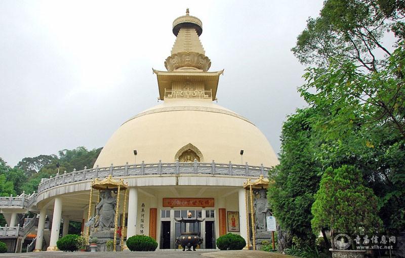 台湾南投县镇国寺-寺庙信息网