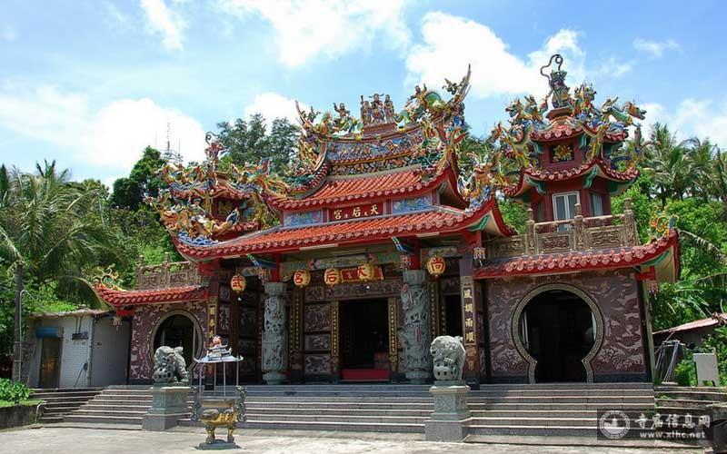 台湾台东大武天后宫-寺庙信息网