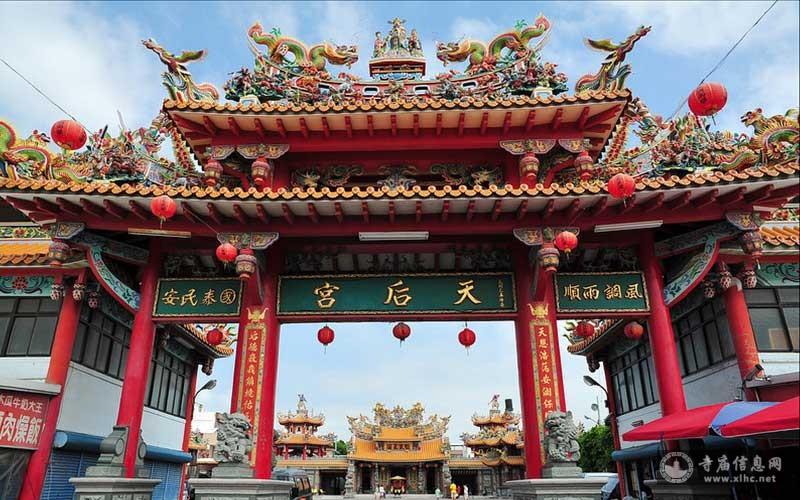 台湾台东天后宫-寺庙信息网