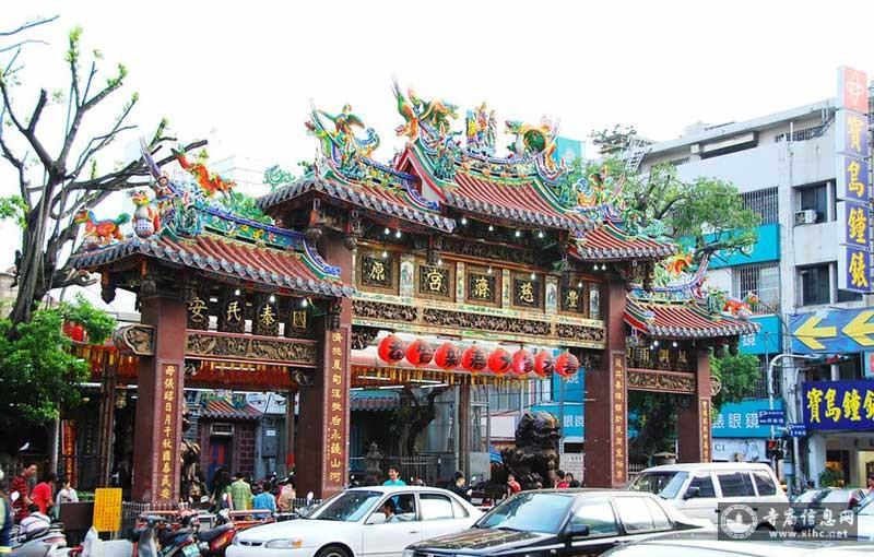 台湾台中县丰原市慈济宫-寺庙信息网