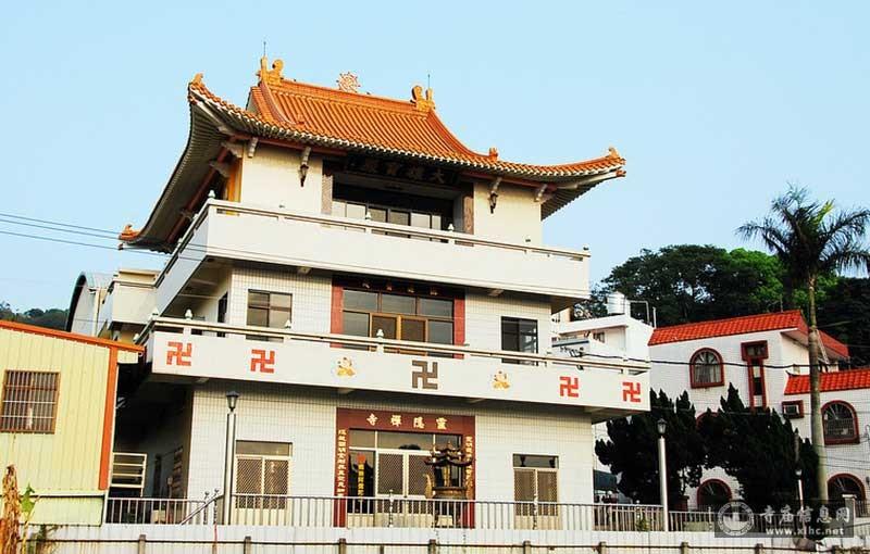 台湾台中县丰原市灵隐寺-寺庙信息网