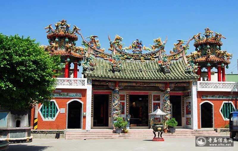 台湾台中县龙井乡保安宫-寺庙信息网