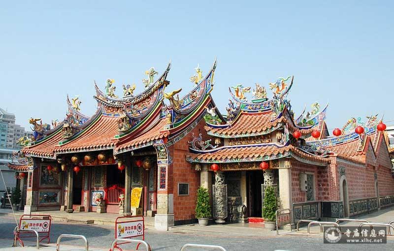 台湾台中市万和宫-寺庙信息网