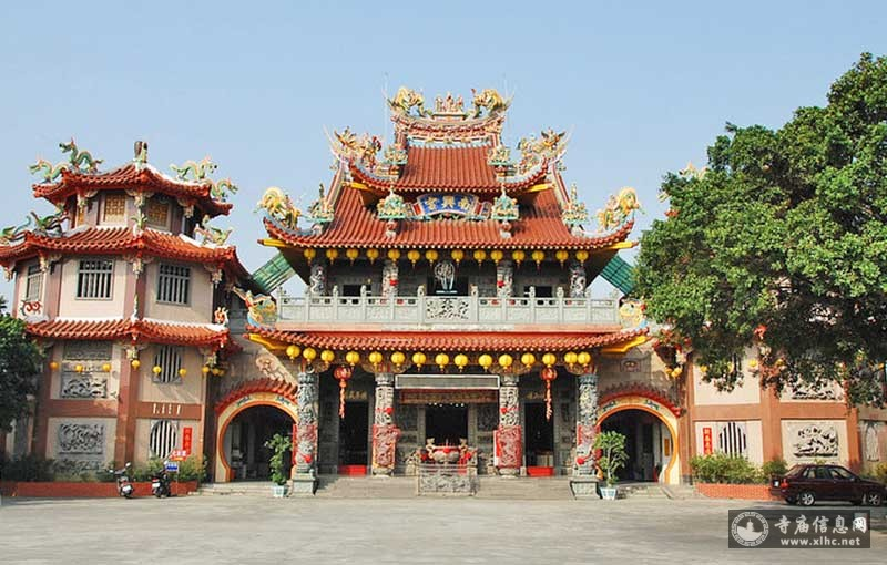 台湾台中市南兴宫-寺庙信息网