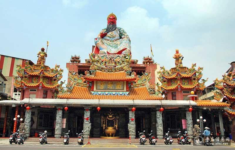 台湾台中市南天宫-寺庙信息网