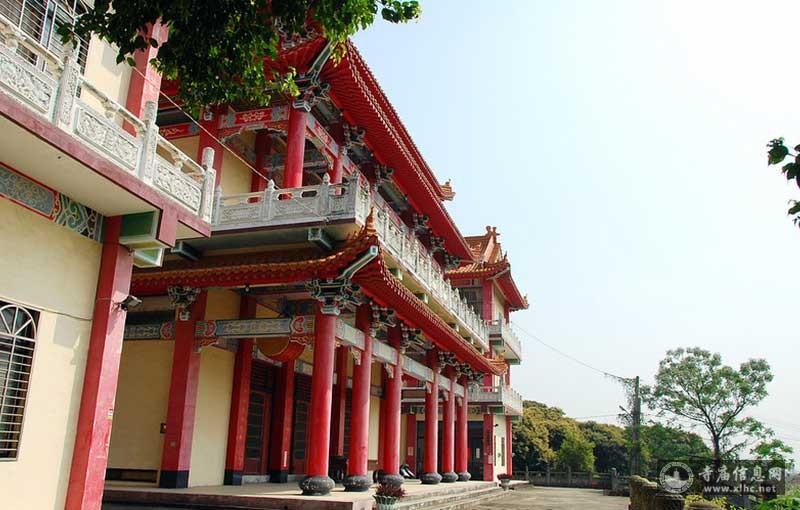 台湾台中市圣天寺-护程网络科技