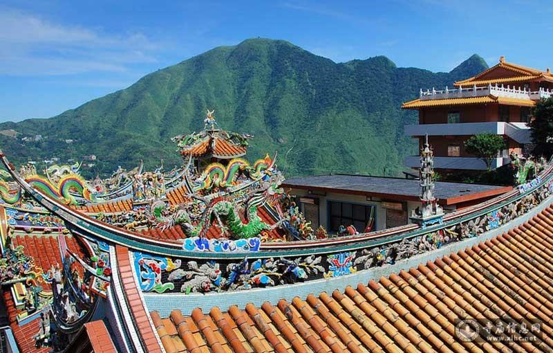 台湾新北市瑞芳区劝济堂-寺庙信息网