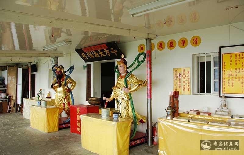台湾台北市十方大法禅寺-寺庙信息网