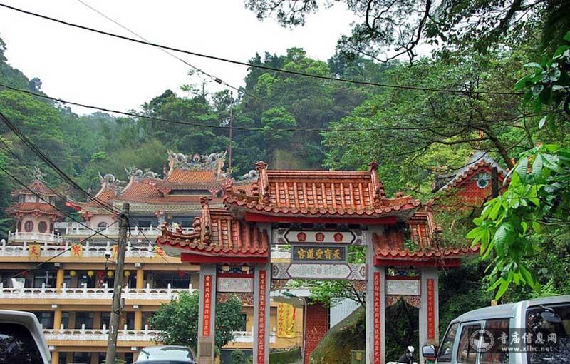 台湾台北市圣道宫-寺庙信息网