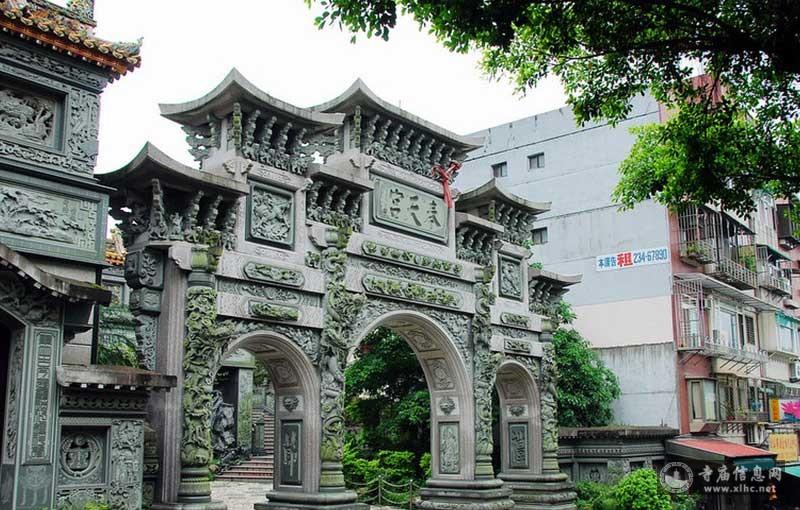 台湾台北市奉天宫-寺庙信息网