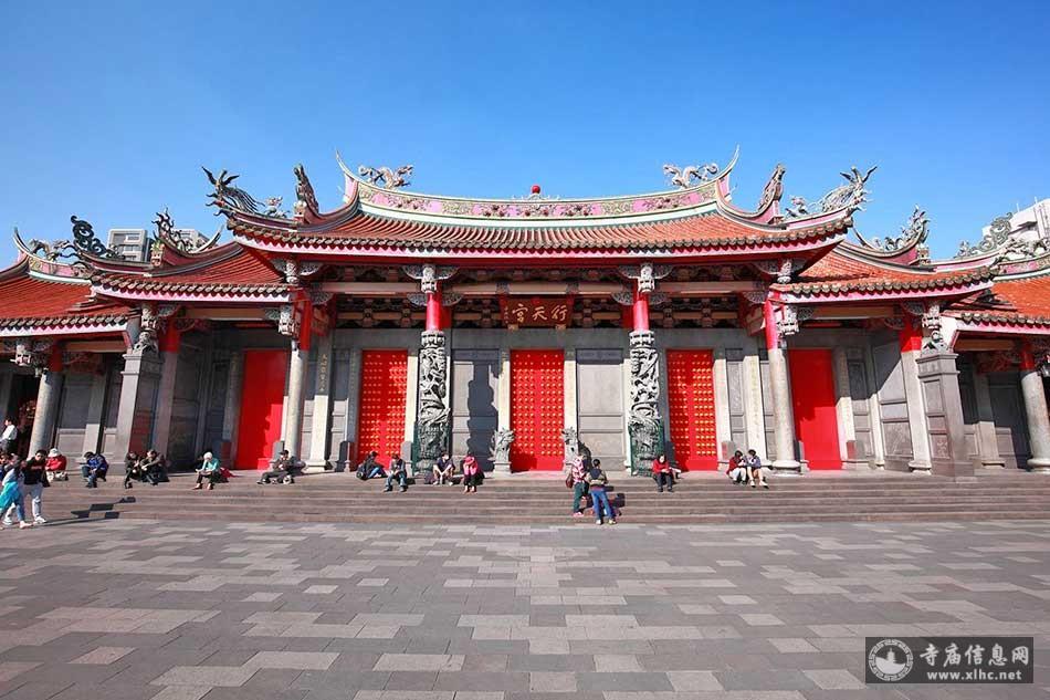 台湾台北行天宫-寺庙信息网