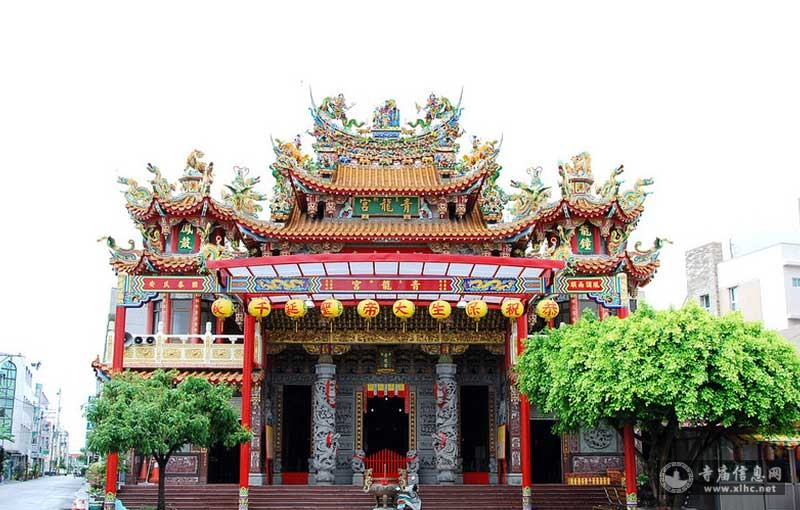 台湾台南县佳里镇青龙宫-寺庙信息网
