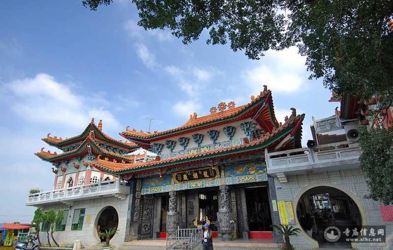 台湾台南县六甲乡赤山龙湖岩-寺庙信息网