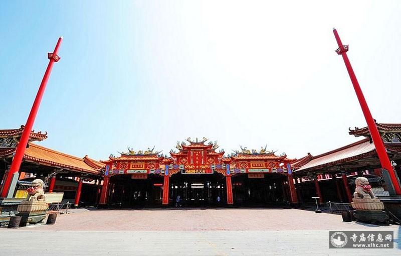 台湾台南县南鲲鯓代天府-寺庙信息网