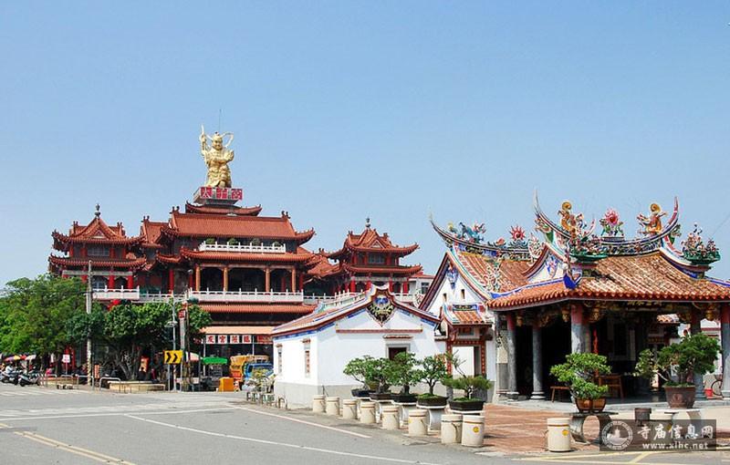 台湾台南县新营太子宫-寺庙信息网