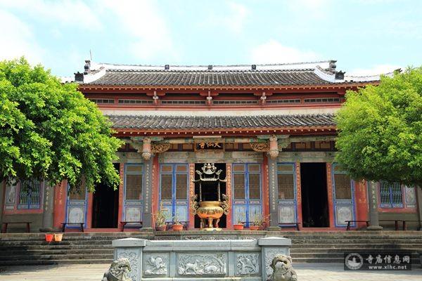台湾台南县白河镇大仙寺-寺庙信息网