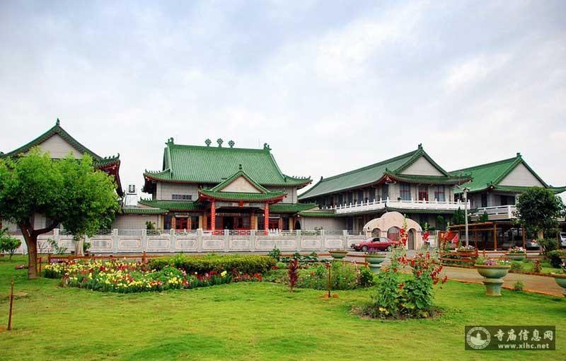 台湾台南县盐水镇修德禅寺-寺庙信息网