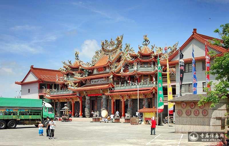 台湾台南县麻豆池王府-寺庙信息网