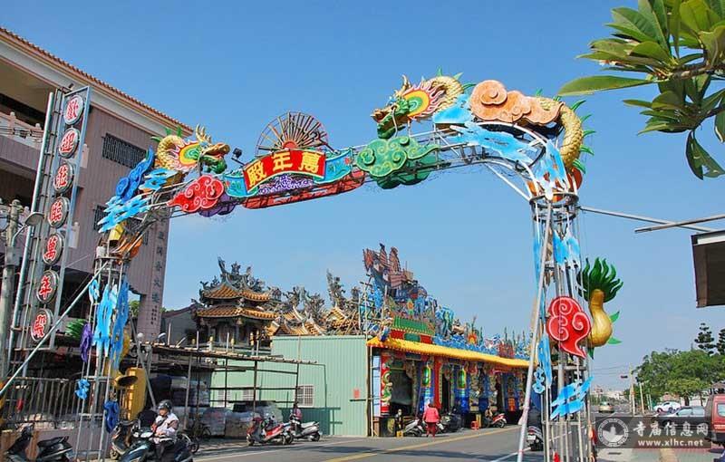 台湾台南市万年殿-寺庙信息网