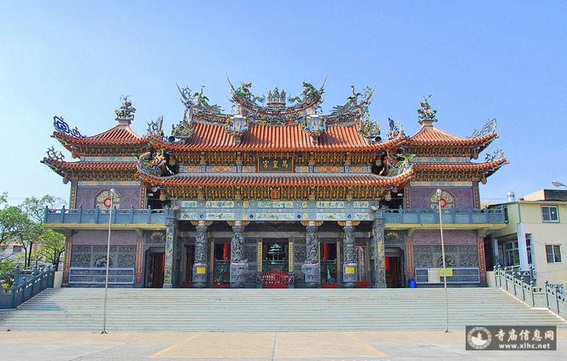 台湾台南市万皇宫-寺庙信息网