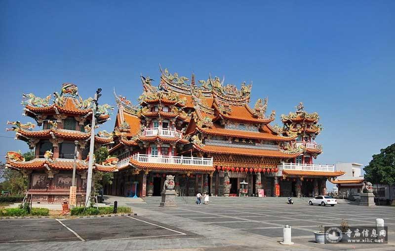台湾台南市四草大众庙-寺庙信息网