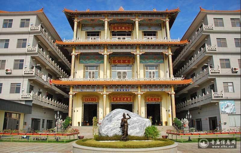 台湾台南市道济寺-寺庙信息网