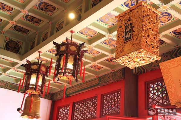 台湾台南延平郡王祠-寺庙信息网